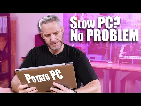 How to make a slow computer fast again... for FREE!