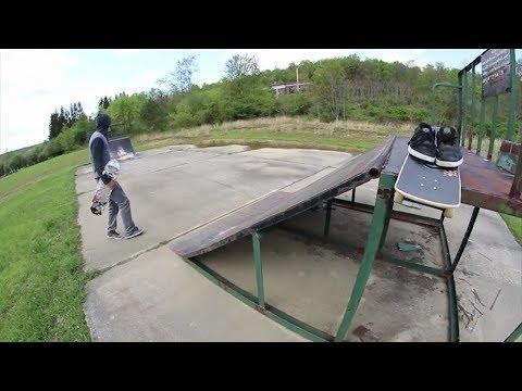 World's WORST Skatepark!?