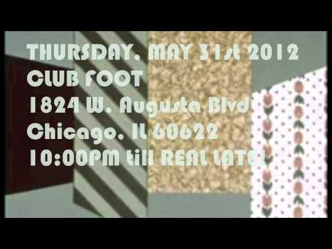 e.hehr - Thursday, May 31st DJ E.HEHR1955 Presents...