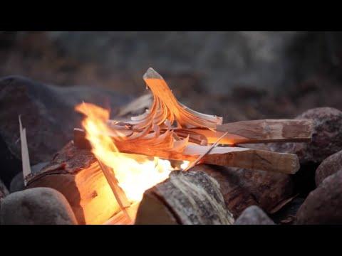 Experience the Art of Fire - Flint & Steel Primitive Fire Review