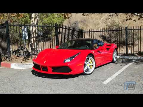 Ferrari 488GTB Review