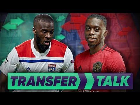 Video: OFFICIAL: Manchester United CONFIRM £50m Wan Bissaka Signing! | #TransferTalk