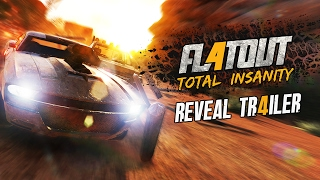 Видео FlatOut 4: Total Insanity