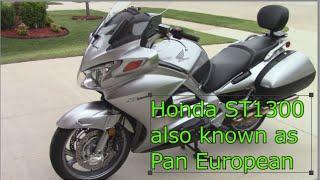 10. Honda ST1300 Pan European