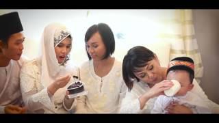 SYUKUR DI HARI RAYA - AZNOR JIPIN (Official Music Video)