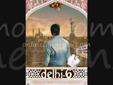 delhi 6 / Dilli 6 Title Song ( Full Song )