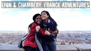 Chambery France  city photos gallery : Lyon & Chambéry, France Vlog | Study Abroad