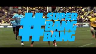 Julian Savea shows his dance moves | Super Rugby Video Highlights