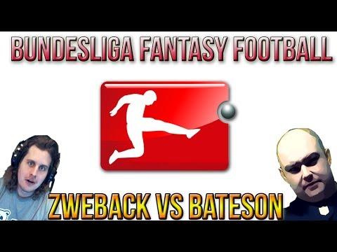ZWEBACK VS BATESON | BUNDESLIGA FANTASY FOOTBALL | FIFA 14 ULTIMATE TEAM