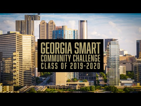 Georgia Smart Communities Challenge 2019 - 2020