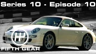 Fifth Gear: Series 10 Episode 10 by Fifth Gear