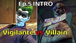 Video Vigilante vs Villain Joker Intro - Episode 5 - The Enemy Within Same Stitch MP3, 3GP, MP4, WEBM, AVI, FLV Oktober 2018