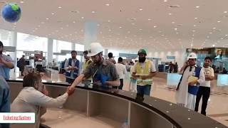 Video First flight Landed At New Islamabad Airport  APR 2018 MP3, 3GP, MP4, WEBM, AVI, FLV Mei 2018