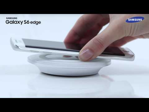 Samsung Galaxy S6 edge: Kabelloses Laden - Wireless Charging Pad [How-To-Video]