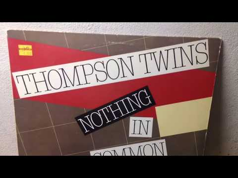 Thompson Twins - Nothing In Common (Club Mix) 1986