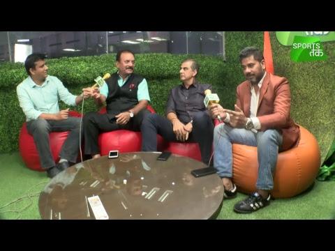 Live : क्या भारत आज ही पारी घोषित कर इंग्लैंड को देगा बल्लेबाज़ी का न्योता ? Sports Tak (видео)