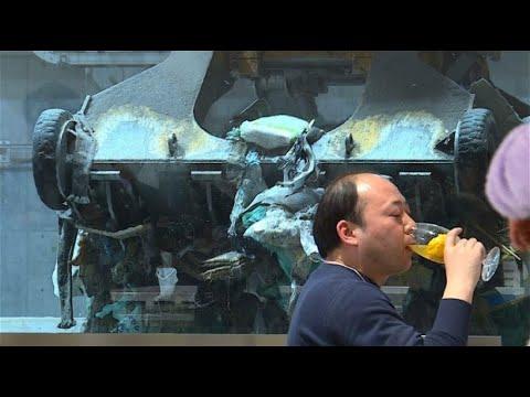 Japan: Auf ein Bier im Müllverbrennungskraftwerk