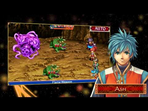 Video of RPG Alphadia