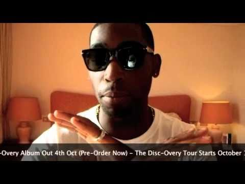 Tinie Tempah | The Disc-Overy Tour - Cardiff Solus 10th Oct