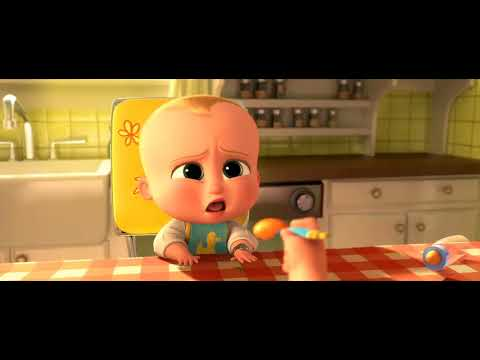 The Boss Baby - Best Cute Scenes