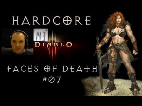 Diablo 3 Hardcore - Faces Of Death #07 Frauen die auf Ziegen starren (Normal) [Gameplay]