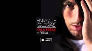 Thumbnail for Enrique Iglesias ft. Pitbull — I'm A Freak