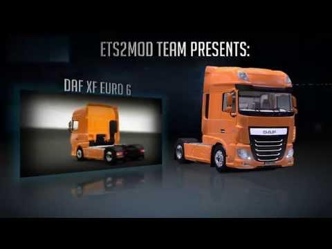 DAF XF Euro 6 v1.1