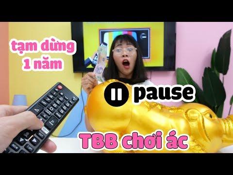 Thử Thách Điều Khiển - Control Challenge - TBB Thúi Chơi Xấu - Thời lượng: 13 phút.