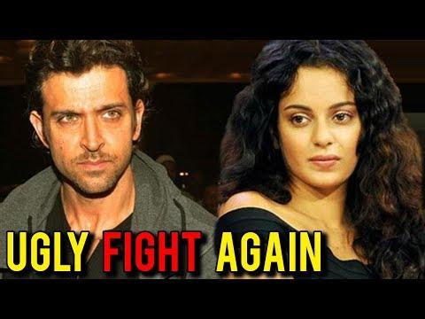 Kangana Ranaut Battle Against Hrithik Roshan AGAIN