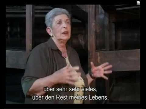 Hanna bar Yescha: die Baracken in Auschwitz-Birkenau
