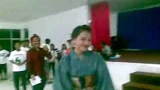 Kimono Girl in UNAI