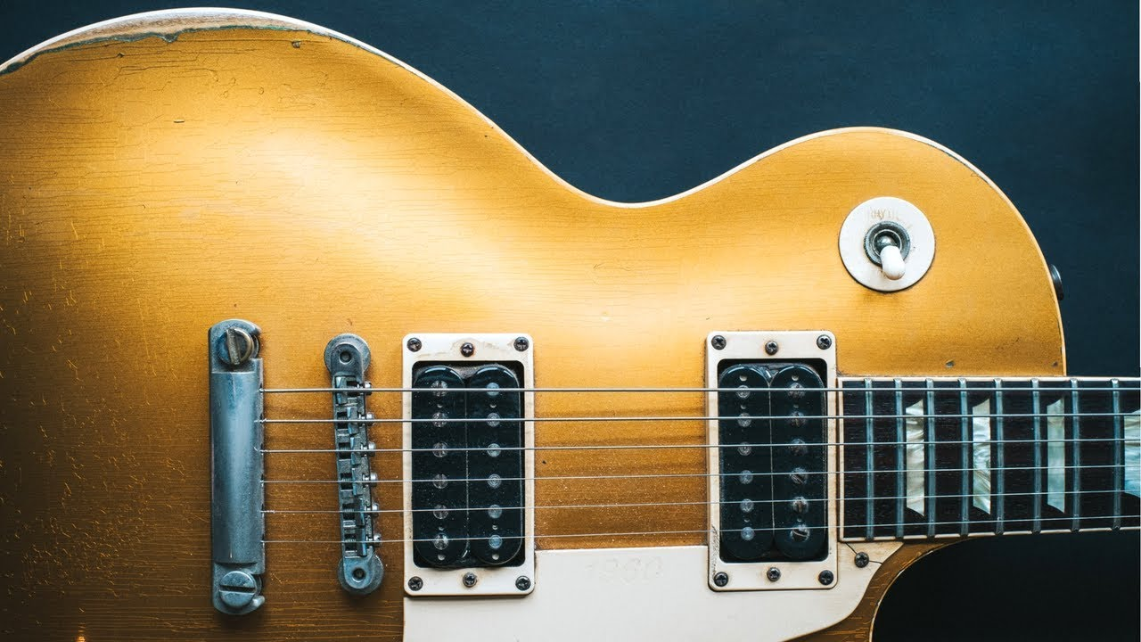 Seductive Blues Groove | Guitar Backing Track Jam in D Minor