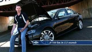 2009 Audi S4 Video Car Review - NRMA Drivers Seat