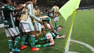 Os gols de Willian, Dudu e Fabiano que deram três pontos importantes ao Palmeiras contra o Peñarol. ----------------------- Assine o Premiere e assista a todos os ...