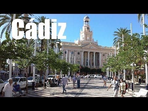 CÁDIZ - Andalucía, Spain (HD)