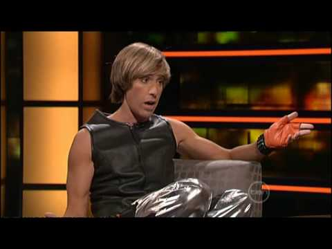 bruno - Bruno interview on ROVE (live in studio with Rove McManus). Part 1 of 3. Part I - You are currently viewing. Part II - http://youtube.com/watch?v=CUhb2X1y-B4...