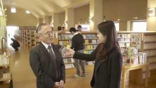 北海道北広島市に住みたくなる動画「本、読みすぎ?」