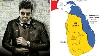 Problem to Vijay's Kaththi's Srilanka connections
