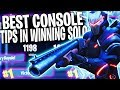 HOW TO GET MORE SOLO WINS IN FORTNITE! |