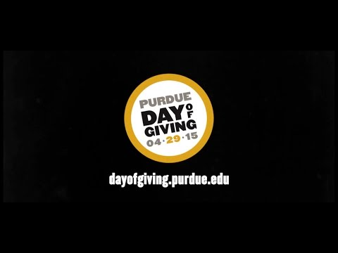 Purdue Day of Giving video image