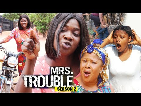 Mrs Trouble Season 2 - Mercy Johnson 2018 Latest Nigerian Nollywood Movie full HD