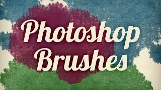 How to Create Photoshop Brushes