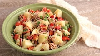 Potato and Tuna Salad Recipe 🍴 Episode 1079 by Laura in the Kitchen
