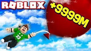 CONSEGUIMOS el GLOBO MÁS GORDO de ROBLOX !!  *NUEVO* Balloon Simulator 2