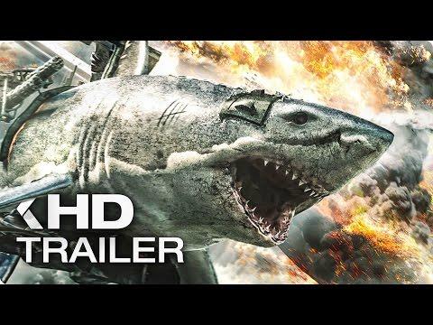SKY SHARKS Trailer (2016)