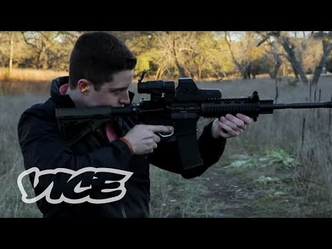 Click - Cody R Wilson has figured out how to print a semi-automatic rifle from the comfort of his own home. Now he's putting all the information online so that other...