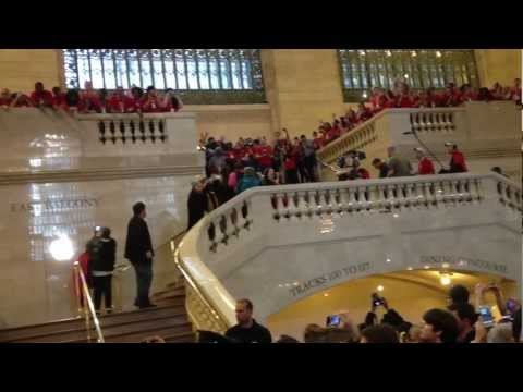 Apple store grand central stat - All aboard!