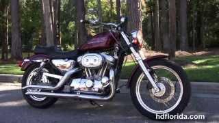 10. Used 2001 Harley Davidson Sportster 883 Hugger Motorcycles for sale