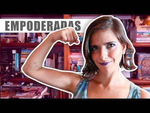 Personagens Empoderadas | Dia Internacional da Mulher