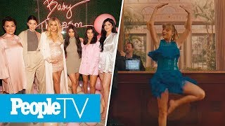 Video Khloé Kardashian's Extravagant Pink Baby Shower, Taylor Swift Debuts New Music Video | PeopleTV MP3, 3GP, MP4, WEBM, AVI, FLV Maret 2018
